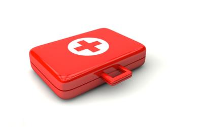 Seguridad en la empresa, Socorrismo y Primeros auxilios