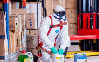 Preparación de productos biocidas y fitosanitarios