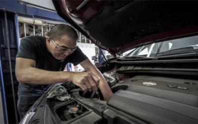 Gestión y logística en el mantenimiento de vehículos