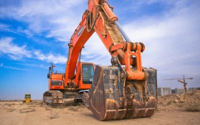 Mantenimiento de las máquinas de excavación