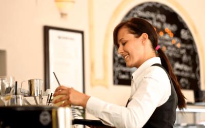Organización y atención al cliente en pisos