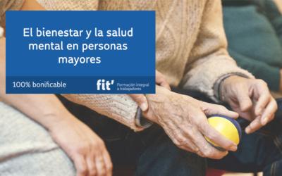 Bienestar y salud mental en personas mayores