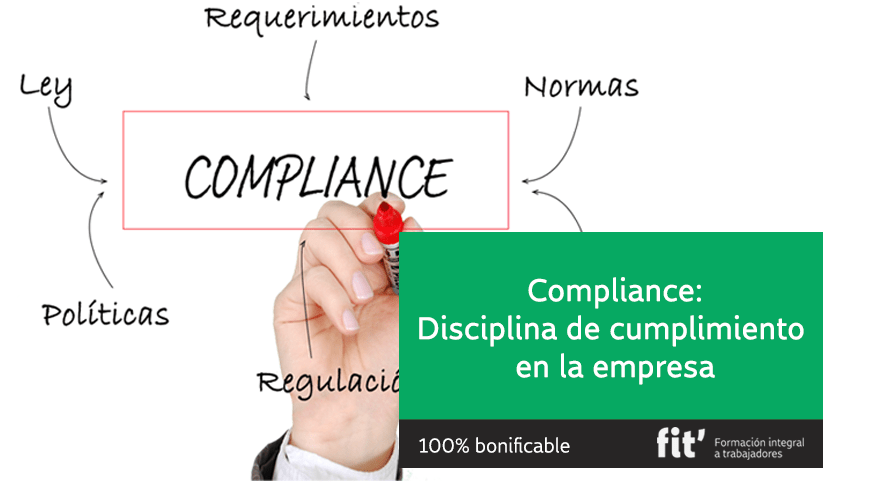 compliance formación elearning 60 horas bonificable