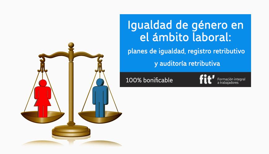 registro retributivo e igualdad retributriva formación para asesorías y empresas