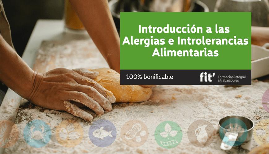 introducción a las alergias e intolerancias alimentarias 30h