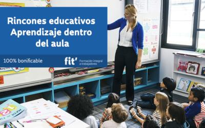 Rincones Educativos: Aprendizaje dentro del Aula