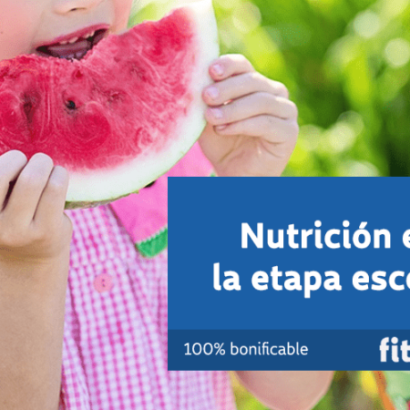 Nutrición en la Etapa Escolar